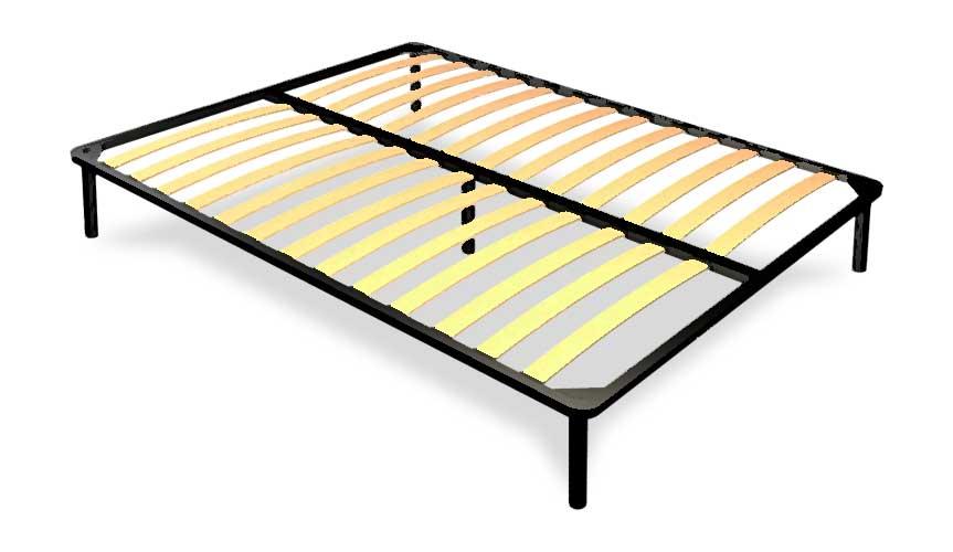Кровать с реечным дном