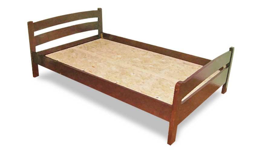 Кровать со сплошным основанием